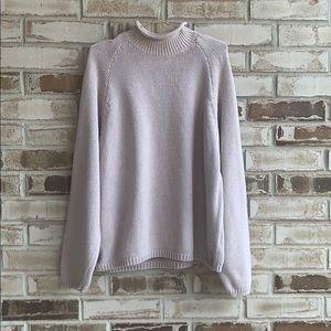 Timberland Vintage Chunky Turtleneck Sweater XL